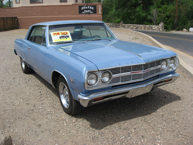 1965 Chevelle Malibu SS 396 | If you want it and can't make … | Flickr