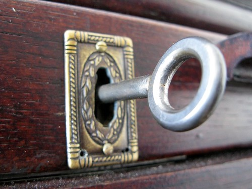 Hutch lock | by underwhelmer