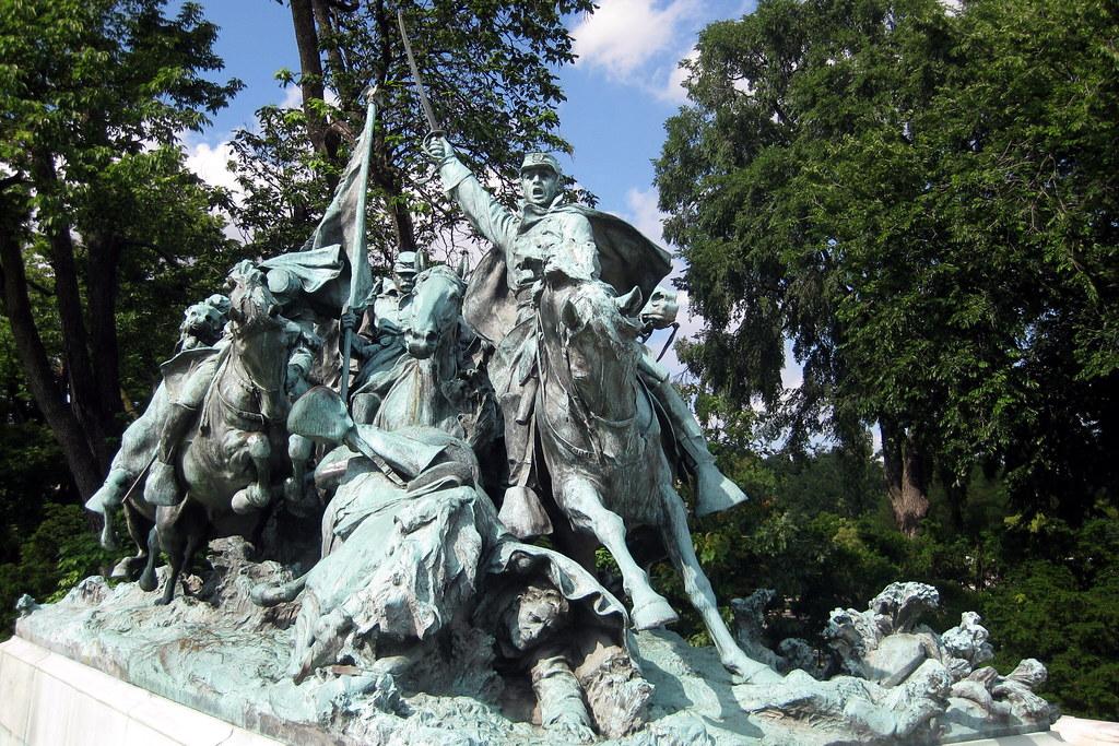 Washington Dc Capitol Hill General Ulysses S Grant Mem
