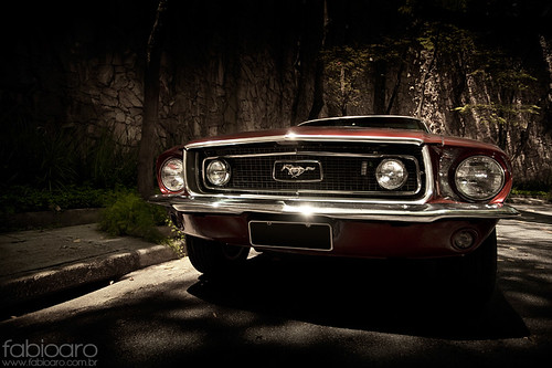 Site Autoesporte Abril/10 - 1968 Ford Mustang Hardtop GT | by Fabio Aro