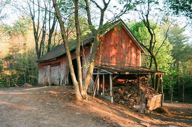 woodshed  Southampton, MA