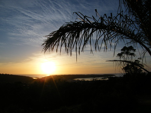 sunrise merimbula