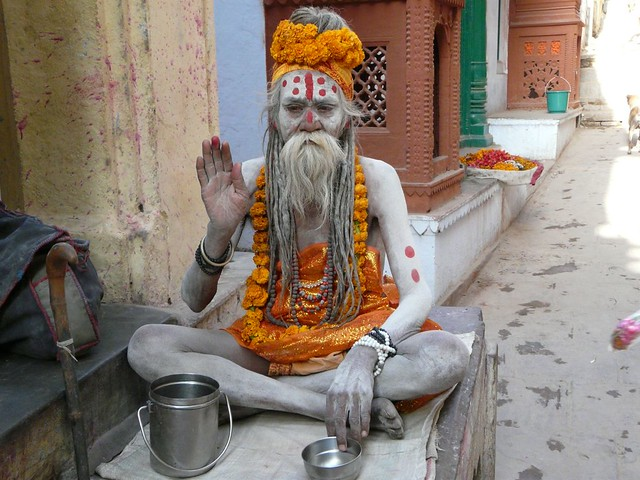 Sadhu en India