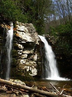 Gentry Creek Falls | by Wayfaring Wanderer