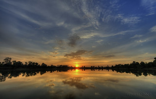 Srah  Srang Sunrise | by ecperez