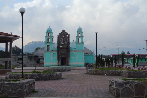 Church at La Trinidad