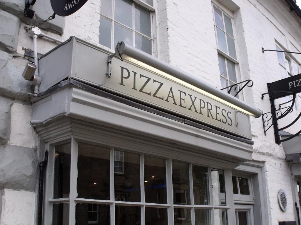 The Porridge Pot Pizza Express Jury Street Warwick Flickr
