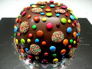 Astounding Pinata Birthday Cake Was Up Until Very Late Last Night Fin Flickr Funny Birthday Cards Online Benoljebrpdamsfinfo