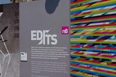 Edits exhibition, Amsterdam CS