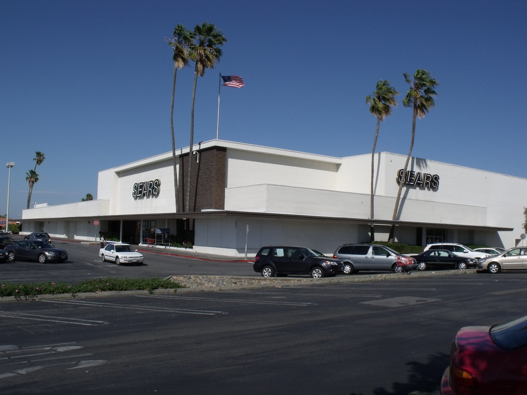 Sears Mountain View, California | San Antonio Shopping ...