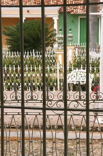 Marvelous Wrought Iron Windows Fences And Benches El Len Flickr Ibusinesslaw Wood Chair Design Ideas Ibusinesslaworg