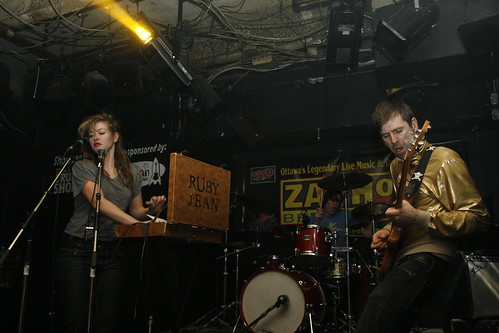 Ruby Jean and the Thoughtful Bees at Zaphod Beeblebrox | by Lenny W.