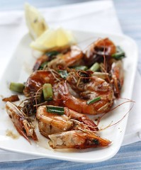 Garlic Butter Shrimps by Whittycute http://www.whittycute.com