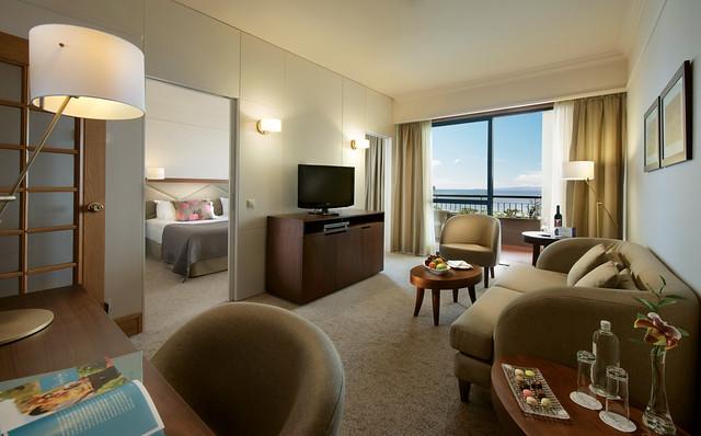 hotel THE CLIFF BAY . Junior Suite