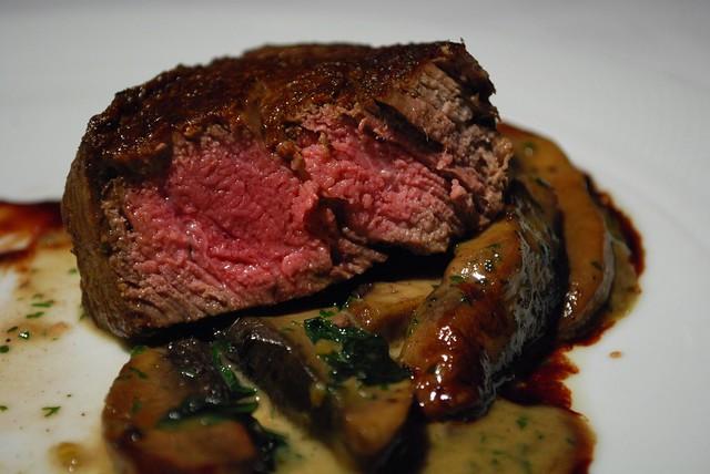 Overcooked medium rare - Beef Tenderloin - Guillaume at Bennelong - By Julia