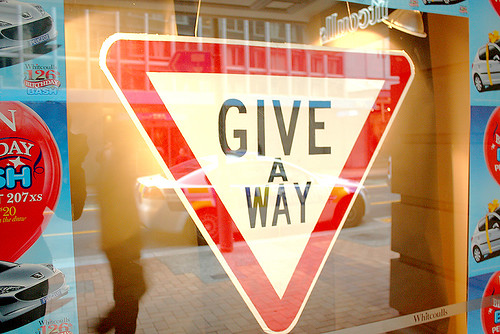Car Giveaway | by Newsbie Pix