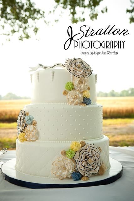 Explored! Professional Cake Photo