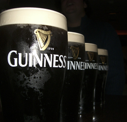 Guinness Times Four
