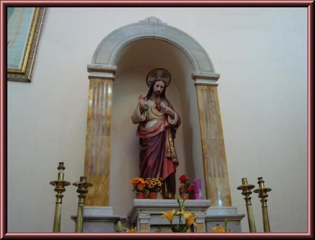 Parroquia de San Miguel Arcángel (Miguel Hidalgo) Ciudad de México