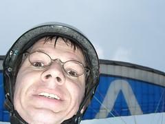 Schleppgelände an der Halde Norddeutschland (O-W) Paragliding