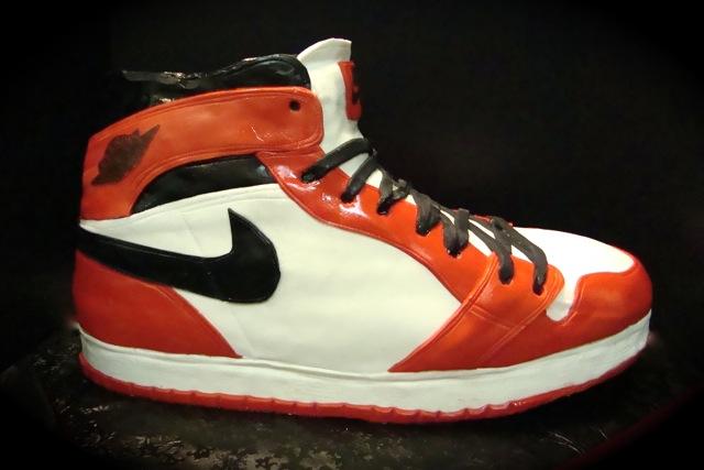 best loved abeb5 81390 Air Jordan 1 shoe cake