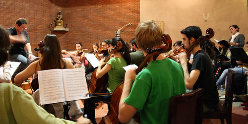 Rehearsal   by Jorge Franganillo