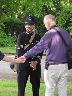 Bletchley Park WW2 Day - The Fuzz   by Iain Tait