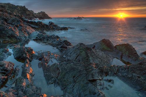 sunrise hdr blend nahant sunrize photomatix bowtoo timbouwer