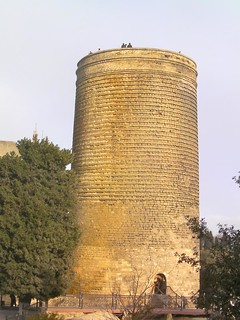 Maiden Tower, Baku | by tm-tm