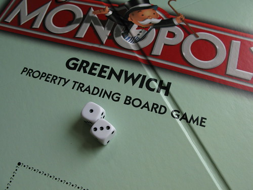 Greenwich Monopoly | by Uretopia