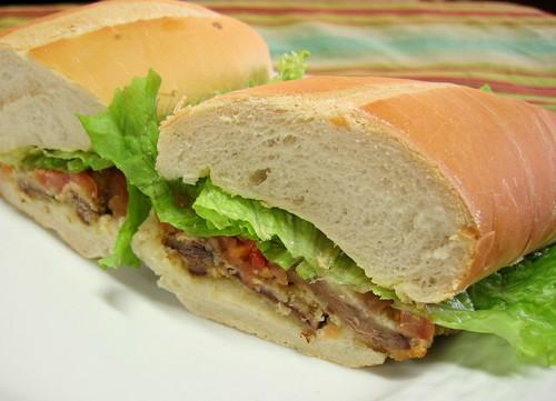 Sandwich De Milanesa   by Asado Argentina
