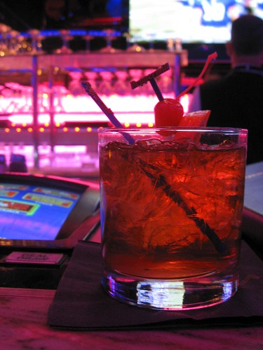 old-fashioned at the peppermill | by the queen of subtle