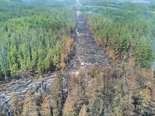 vancouverisland airquality firefighting porthardy wildfire suzanneanton emergencymanagementbc bcwildfire