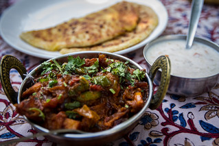 Indian cuisine | by Filip Hostynek