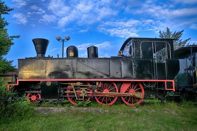 Ο τελευταίος σταθμός του καρβουνιάρη The last station of Karvouniaris 2
