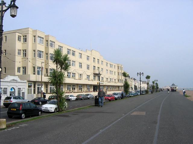The Beach Hotel, Worthing