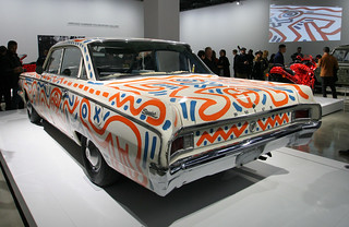 Keith Haring - Buick Special (7859) | by Ron of the Desert