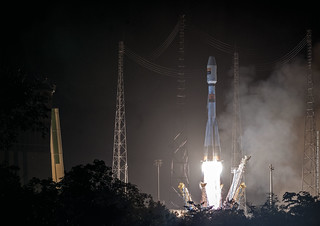 Launch of SmallGEO | by europeanspaceagency