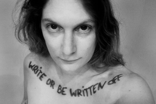 write or be written off | by Djuliet