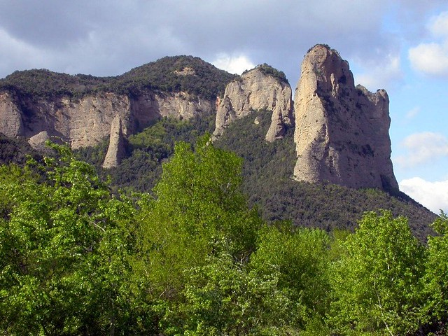 Valle dell'Agri  - La Gola