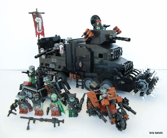 Orc Battlewagon