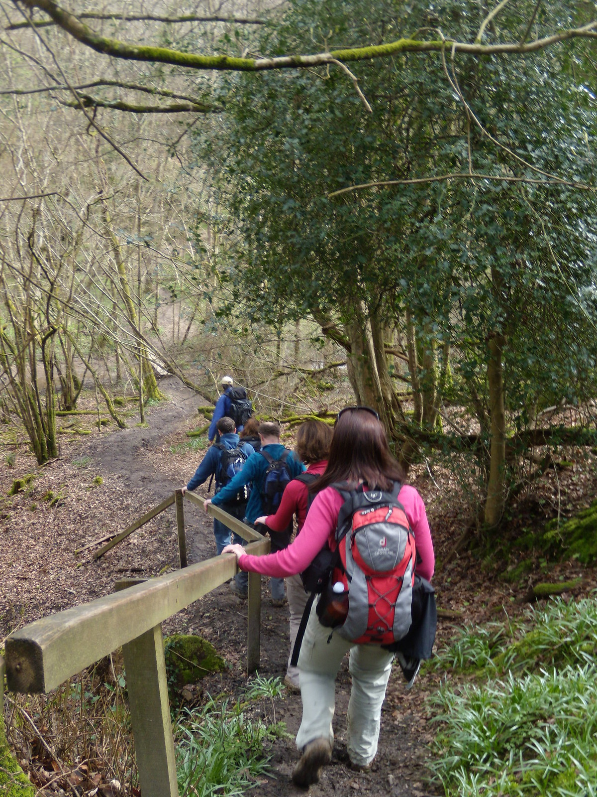 Down a steep bit Balcombe to East Grinstead