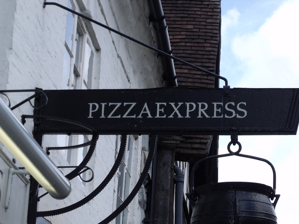 The Porridge Pot Pizza Express Jury Street Warwick S
