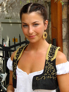 Waitress - Mostar - Bosnia and Herzegovina
