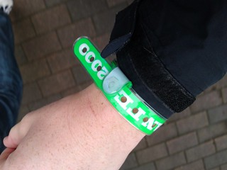 Wristband | by kalleboo