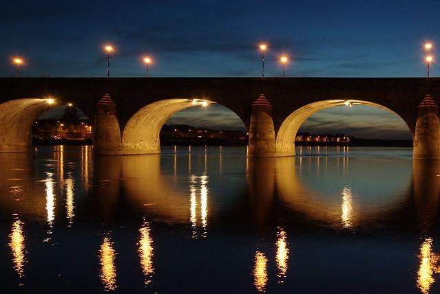 Pont de Cessart - Saumur