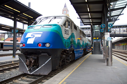 Sound Transit EMD F59PHI