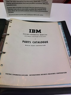 IBM Parts Catalogue   by andyp uk