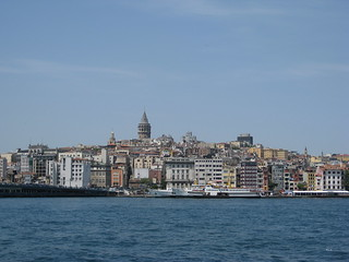 The Golden Horn and Galata | by brewbooks