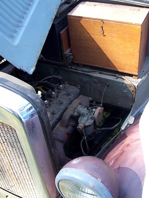 Kayford engine 2
